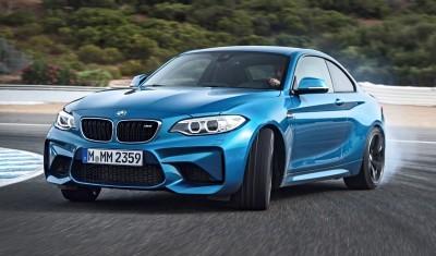 2016 BMW M2  37