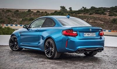 2016 BMW M2 38