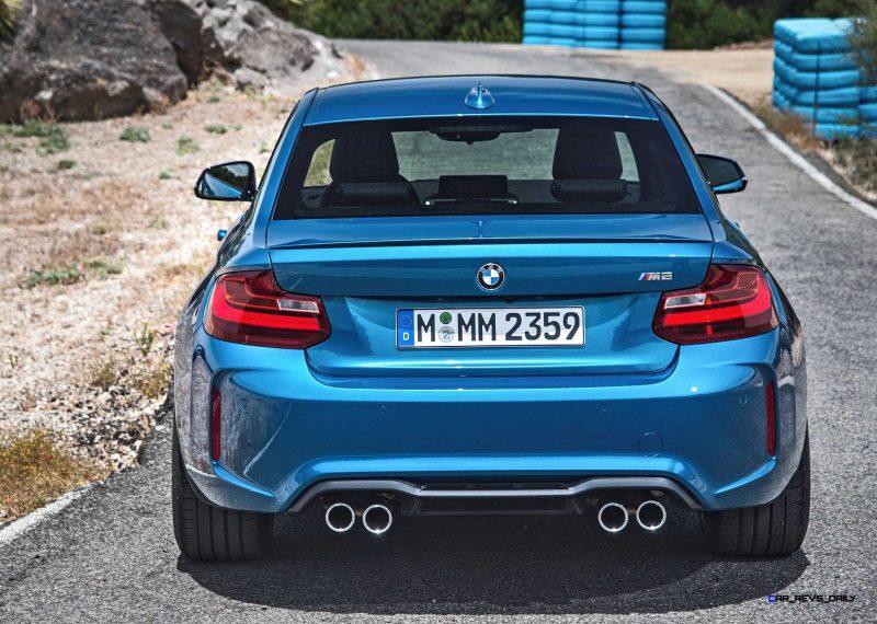 2016 BMW M2  4
