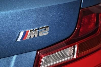 2016 BMW M2 41