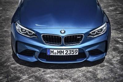 2016 BMW M2  45