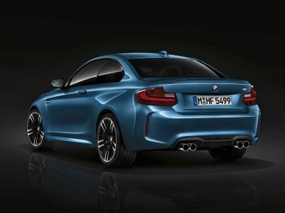 2016 BMW M2  47