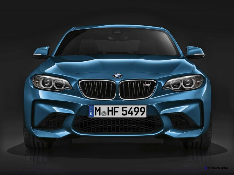 2016 BMW M2  49