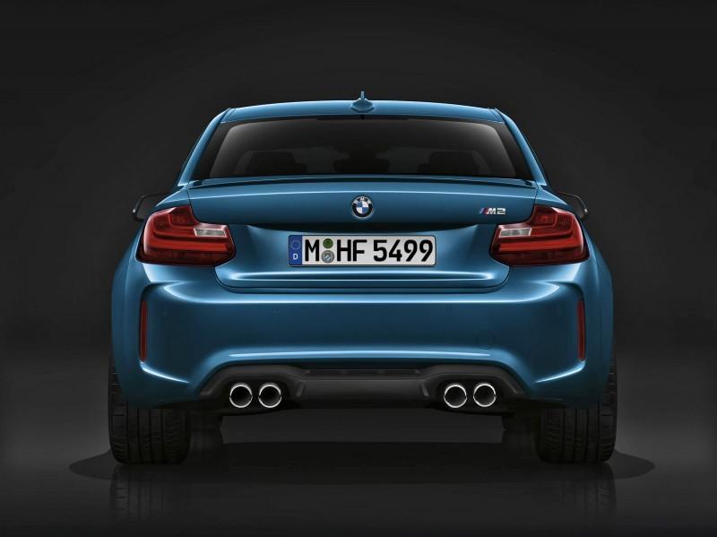 2016 BMW M2  50