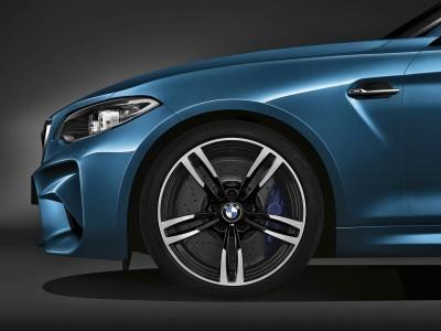 2016 BMW M2 54