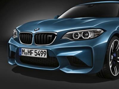 2016 BMW M2  58
