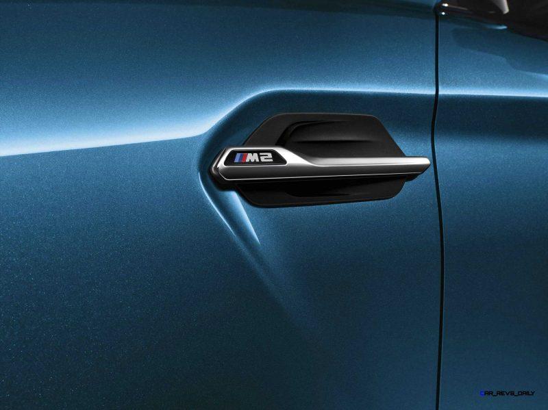 2016 BMW M2  59