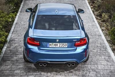 2016 BMW M2  9