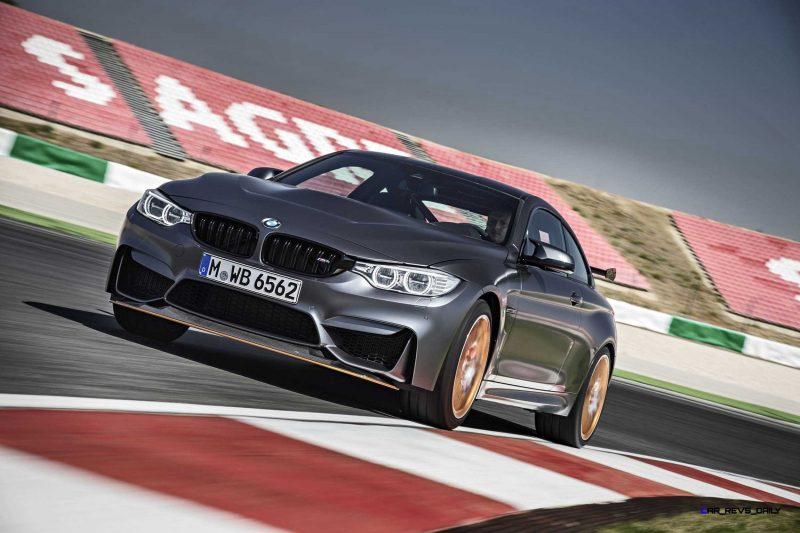 2016 BMW M4 GTS 5