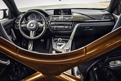 2016 BMW M4 GTS Clubsport Interior 14