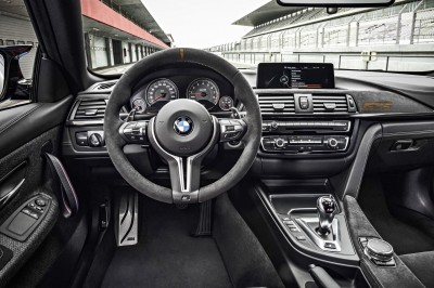 2016 BMW M4 GTS Clubsport Interior 5