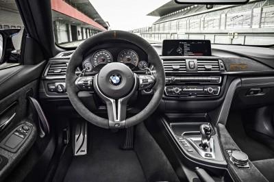 2016 BMW M4 GTS Clubsport Interior 5