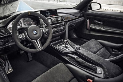 2016 BMW M4 GTS Clubsport Interior 7