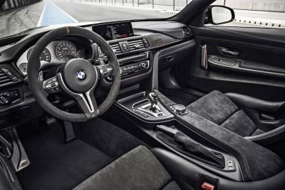 2016 BMW M4 GTS Clubsport Interior 7