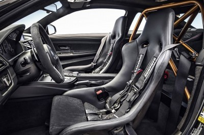 2016 BMW M4 GTS Clubsport Interior 8