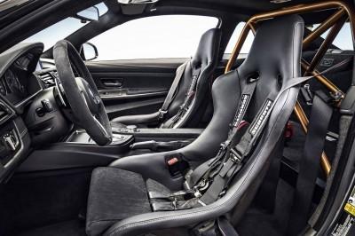 2016 BMW M4 GTS Clubsport Interior 8