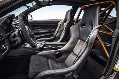 2016 BMW M4 GTS Clubsport Interior 9