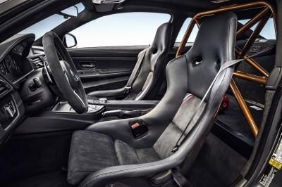 2016 BMW M4 GTS Clubsport Interior 9