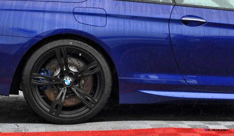 2016 BMW M6 Convertible - San Merino Blue 14