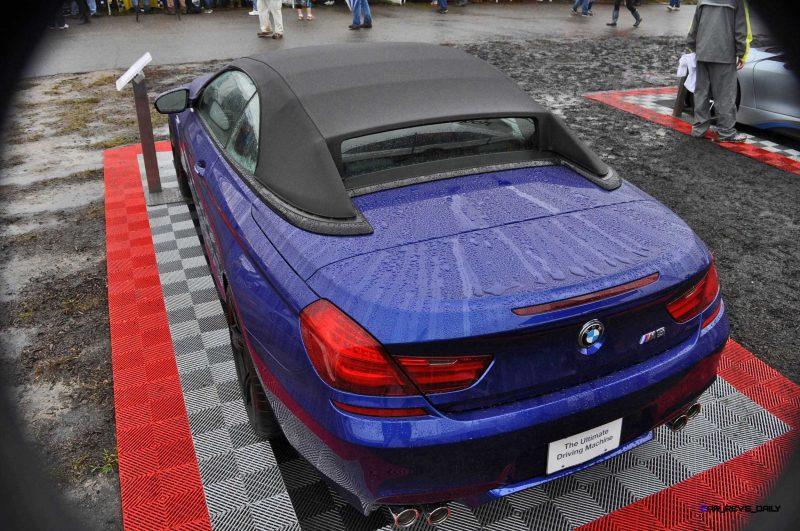 2016 BMW M6 Convertible - San Merino Blue 20