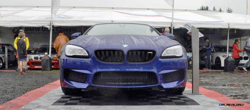 2016 BMW M6 Convertible - San Merino Blue 3