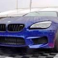 2016 BMW M6 Convertible - San Merino Blue 7