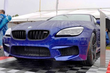 2016 BMW M6 Convertible - San Merino Blue 7