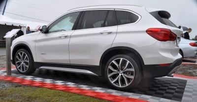 2016 BMW X1 Alpine White 16