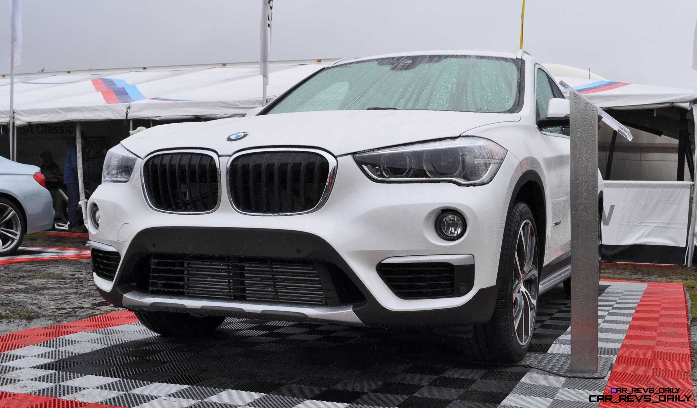 2016 BMW X1 Alpine White 3