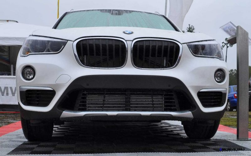 2016 BMW X1 Alpine White 6