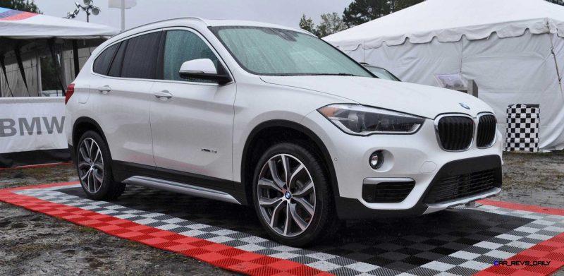 2016 BMW X1 Alpine White 8