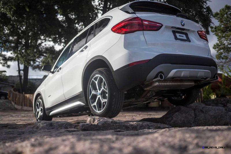 2016 BMW X1 xDrive28i Copper Canyon Mexico 38