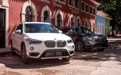 2016 BMW X1 xDrive28i Copper Canyon Mexico 47