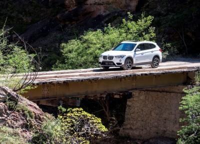 2016 BMW X1 xDrive28i Copper Canyon Mexico 49