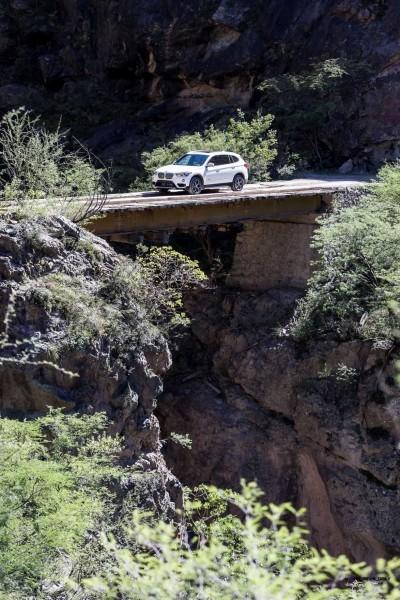 2016 BMW X1 xDrive28i Copper Canyon Mexico 50