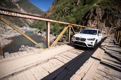 2016 BMW X1 xDrive28i Copper Canyon Mexico 56
