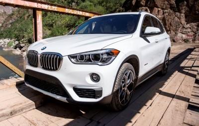 2016 BMW X1 xDrive28i Copper Canyon Mexico 57