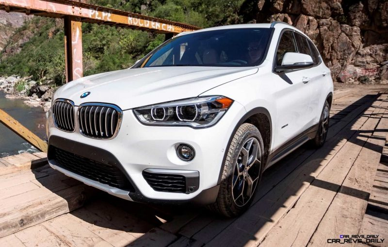 2016 BMW X1 xDrive28i Copper Canyon Mexico 57