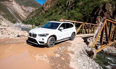 2016 BMW X1 xDrive28i Copper Canyon Mexico 58