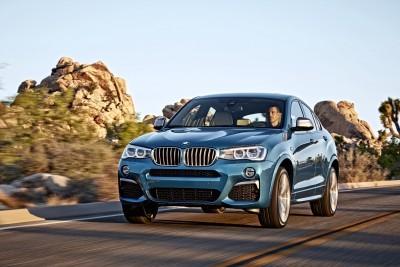 2016 BMW X4 M40i 10