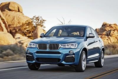 2016 BMW X4 M40i 11