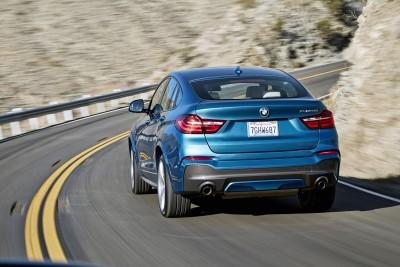 2016 BMW X4 M40i 13