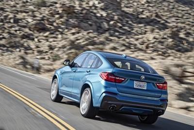 2016 BMW X4 M40i 14