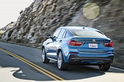2016 BMW X4 M40i 18