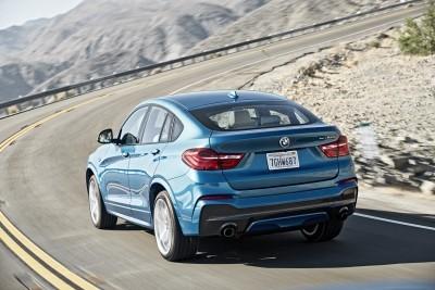 2016 BMW X4 M40i 19