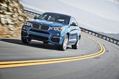 2016 BMW X4 M40i 2
