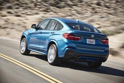 2016 BMW X4 M40i 20