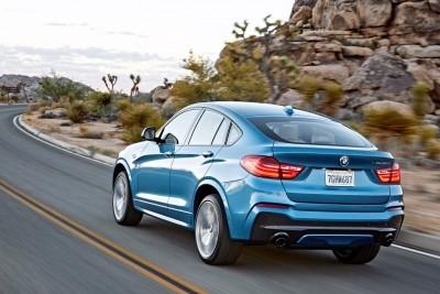 2016 BMW X4 M40i 21