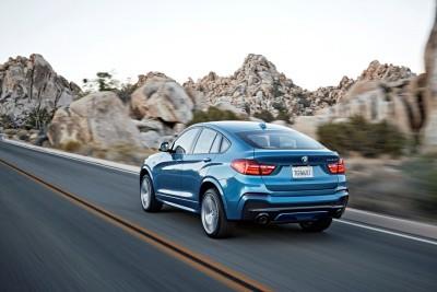 2016 BMW X4 M40i 25