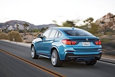 2016 BMW X4 M40i 26